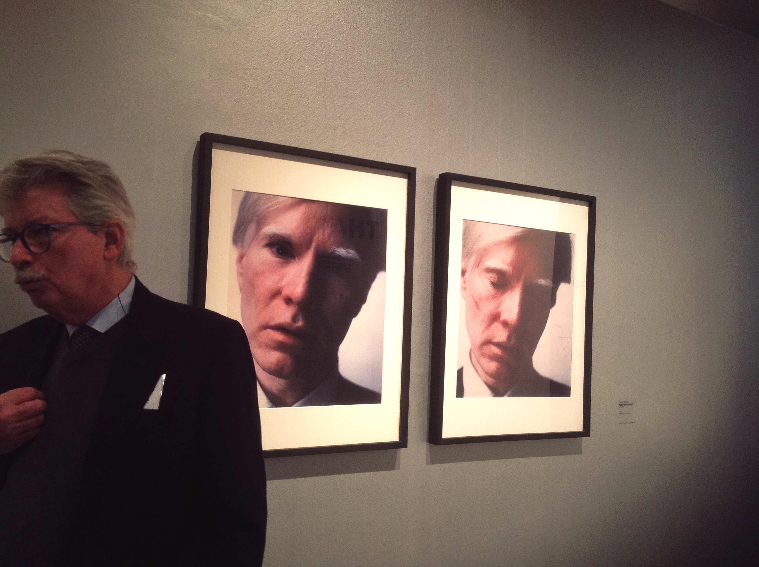 Andy Warhol a Pisa
